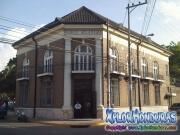 Avenida San Isidro centro la ceiba banco atlantida
