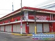 Avenida San Isidro centro La Ceiba, La Casa Colorada