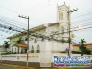 Avenida San Isidro centro La Ceiba, Iglesia Metodista Sion