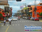 Avenida San Isidro centro La Ceiba, a la playa