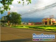 Avenida San Isidro centro La Ceiba, el fin