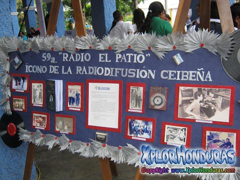 Presentacion De Radio El Patio En El 136 Aniversario De La Ceiba