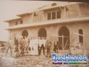 Construccion del hospital Vicente d'antoni 1922