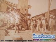Muelle de La Ceiba construido en 1910 por Vaccaro Bros y Co.