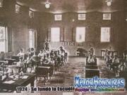 Escuela bilingue Mazapan, La Ceiba, 1924