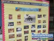 Recordatorio del escuela guia tecnica no.1 Guadalupe de Quezada, La Ceiba