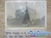 Iglesia Suyapa 1973 obra del padre Porfilio Ruiz