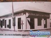 Foto antigua de la Empresa La Blanquita, 1914
