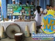 Presentacion de Instituto Maria Regina en el 136 aniversario de La Ceiba