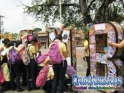 Presentacion de Instituto Manuel Bonilla en el 136 aniversario de La Ceiba