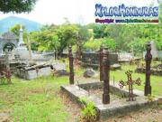 Tumbas Cementerio viejo de Trujillo