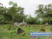 Viejas tumbas Cementerio viejo de Trujillo