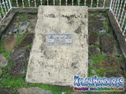 William Walker tumba Cementerio viejo de Trujillo