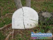 Tumba de Diega de Diaz Cementerio viejo de Trujillo