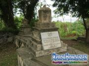 Tumba de Bischara Hode Cementerio viejo de Trujillo