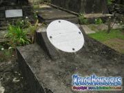 Tumba de William Melhado Cementerio viejo de Trujillo