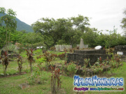 Cementerio viejo de Trujillo Historicas tumbas