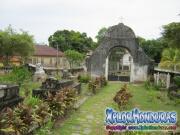 Vista interior Cementerio viejo de Trujillo