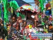 Zoness Reciclaje - Desfile de Carrozas 2 La Ceiba 2014