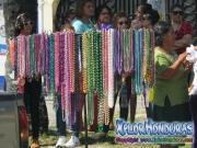 Collares - Desfile de Carrozas 2 La Ceiba 2014