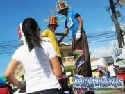 Delicia - Pollo Norteño - Desfile de Carrozas 2 La Ceiba 2014