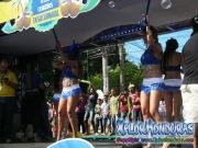 Chicas Tigo - Desfile de Carrozas 2 La Ceiba 2014