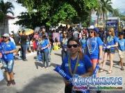 Tigo - Desfile de Carrozas 2 La Ceiba 2014