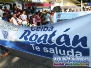 Roatan - Desfile de Carrozas 2 La Ceiba 2014