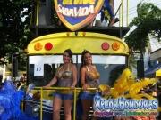 Salva Vida - Desfile de Carrozas 2 La Ceiba 2014