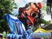 Maseca - Desfile de Carrozas 2 La Ceiba 2014