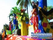 Diunsa La Colonia - Desfile de Carrozas 2 La Ceiba 2014