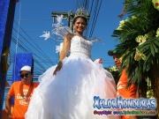 La Reina - Desfile de Carrozas 2 La Ceiba 2014