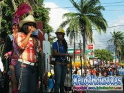 Infop - Desfile de Carrozas 2 La Ceiba 2014