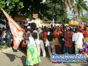 Nueva Armenia - Garifunas - Desfile de Carrozas 2 La Ceiba 2014