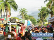Trencito - Desfile de Carrozas 2 La Ceiba 2014
