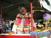 Memo Chispa - Desfile de Carrozas 2 La Ceiba 2014