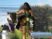 Leyde - Desfile de Carrozas 2 La Ceiba 2014