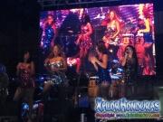 Chicas Roland - Desfile de Carrozas 2 La Ceiba 2014