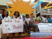desfile de carrozas, gran carnaval La Ceiba 2013, Honduras