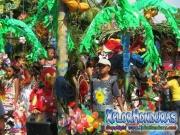 Zoness Reciclaje - Desfile de Carrozas 3 La Ceiba 2014