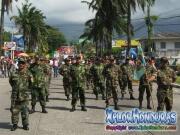 Veteranos Comando #8 - Desfile de Carrozas 3 La Ceiba 2014