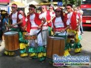chicas de coca cola - Desfile de Carrozas 3 La Ceiba 2014