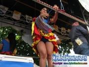 Delicia - Pollo Norteño - Desfile de Carrozas 3 La Ceiba 2014