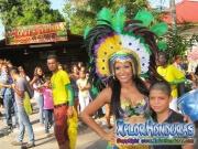 Maseca - Desfile de Carrozas 3 La Ceiba 2014