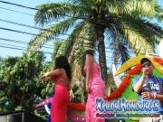 La Colonia - Desfile de Carrozas 3 La Ceiba 2014