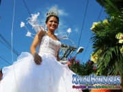 Diunsa - Desfile de Carrozas 3 La Ceiba 2014