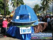 infop - Desfile de Carrozas 3 La Ceiba 2014