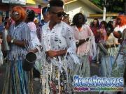 Banda TJT - Desfile de Carrozas 3 La Ceiba 2014