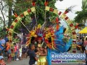 Piratas de Islas Cayman - Desfile de Carrozas 3 La Ceiba 2014