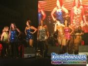 Chicas Roland - Desfile de Carrozas 3 La Ceiba 2014